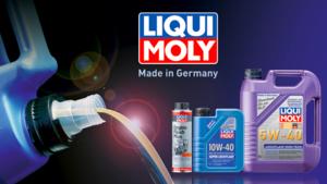 Aceite Liqui Moly 10W-40 5L