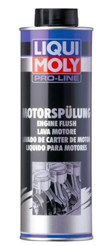 Limpieza interior de motor Liqui Moly